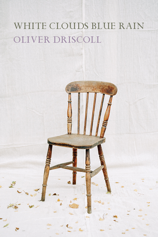 White Clouds Blue Rain by Oliver Driscoll